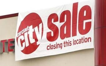 """Illustration for article titled The Scene Inside Circuit City: """"Close to Pandemonium"""""""