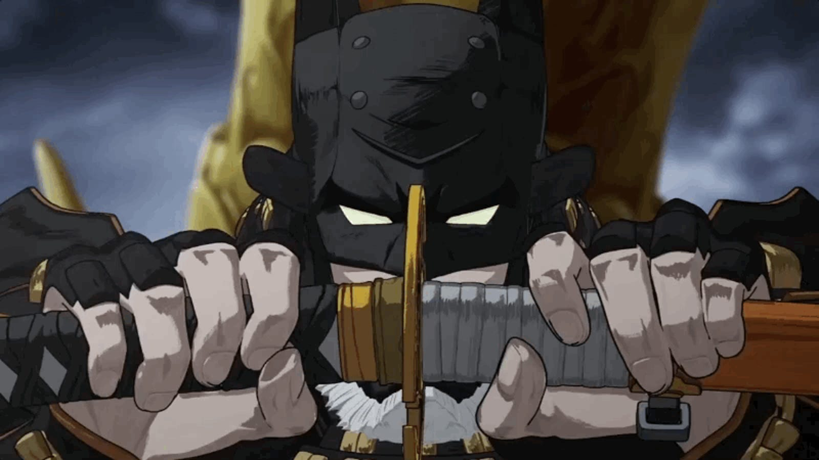 The First Trailer For the Batman Ninja Anime Is a Gloriously Brutal Work of Art