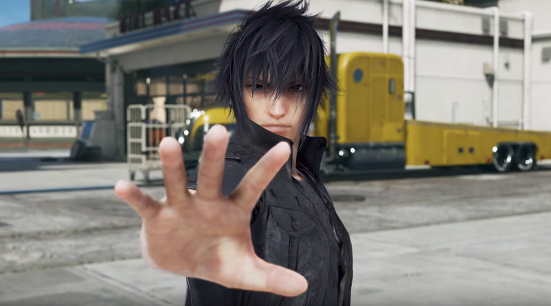 Illustration for article titled FFXV's Noctis Perfectly Fits In Tekken 7
