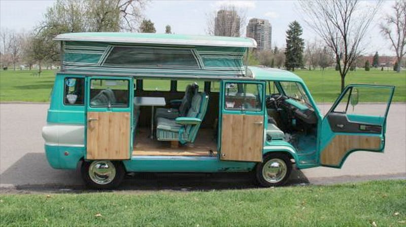 For 4950 Will This Camper Pamper