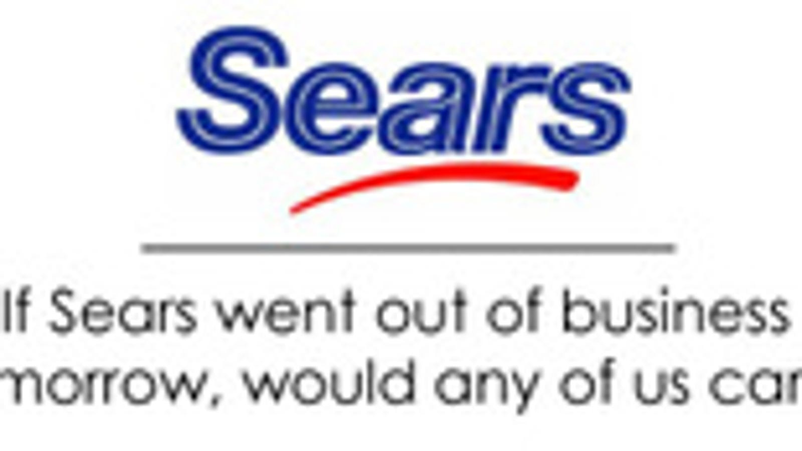 Why you should NEVER shop at Sears...