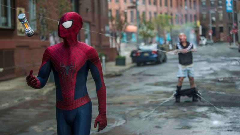 The Amazing Spider-Man 2 suffers from an excess of plot, villains,  everything
