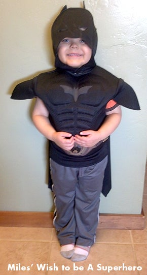Make-a-Wish is turning San Francisco into Gotham City for one Batkid