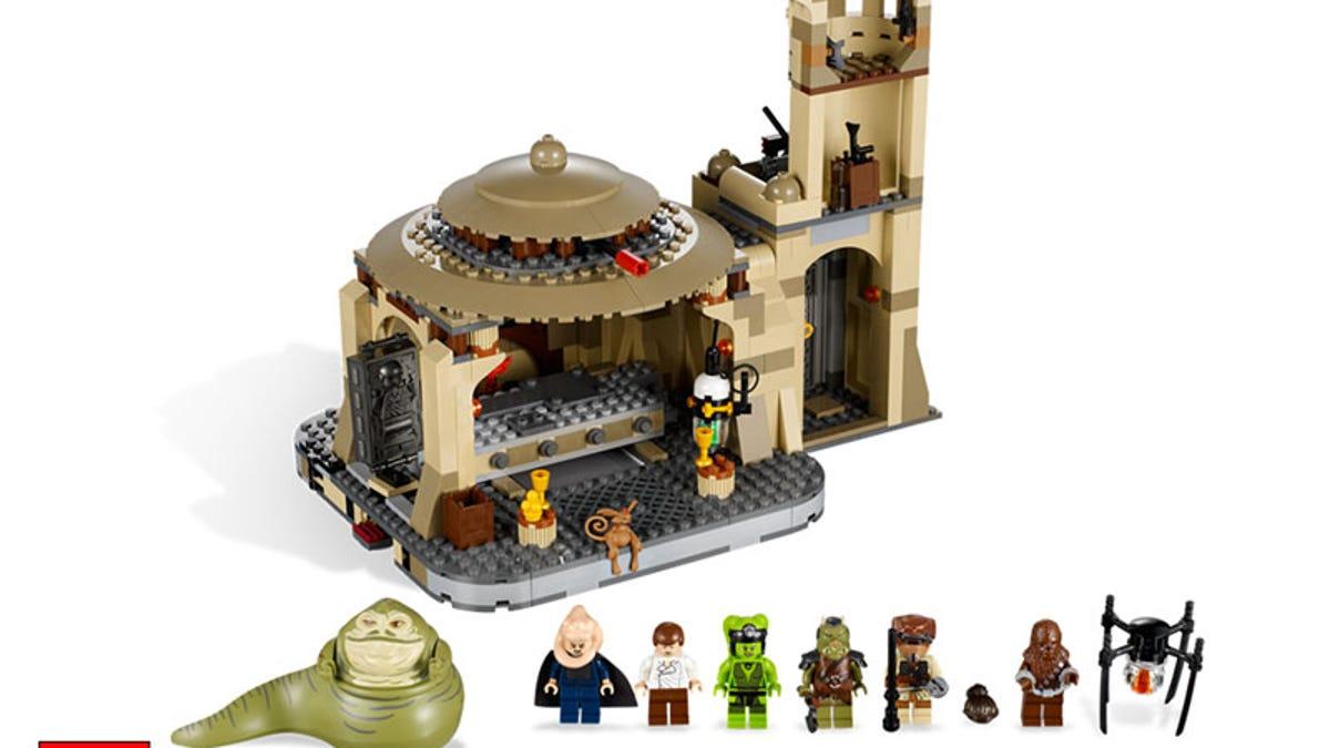 Return of the Jedi LEGO Has a Freakin' Sarlacc Pit