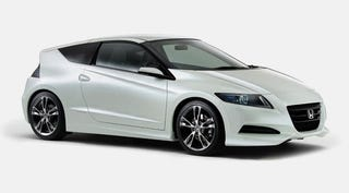 Illustration for article titled Honda CR-Z Gets Production-Intent Body For Tokyo