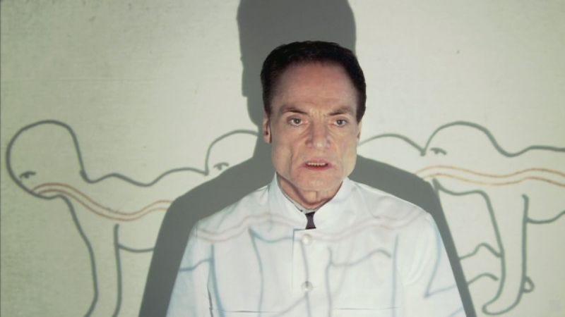 Illustration for article titled Human Centipede 3 begins filming, plans to sew 500 fake prisoners together