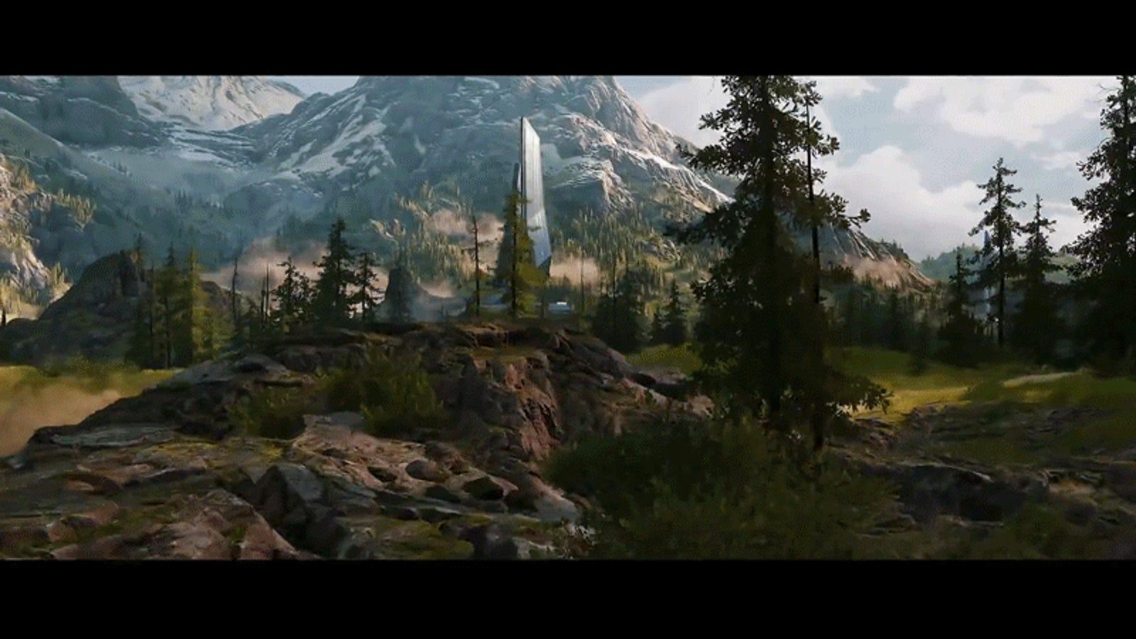 Dammit The Halo 6: Infinite Trailer Has The Hateful Warthog