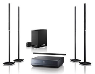 Illustration for article titled Sony's Bravia BDV-IT1000 All-in-One Blu-ray Home Theater Experience