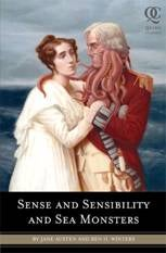 Illustration for article titled Pride And Prejudice And Zombies follow-up announced: Sense And Sensibility And Sea Monsters