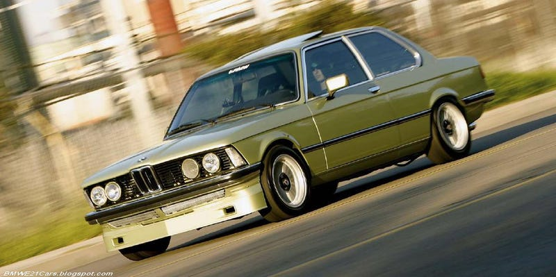 The BMW 3 Series Part 1: The E21