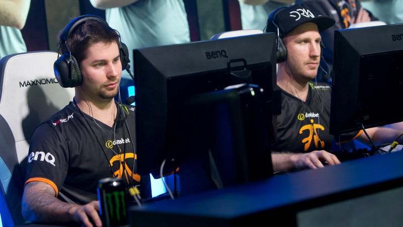 Illustration for article titled Why Fnatic Are The Best Counter-Strike Team