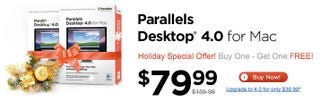 Illustration for article titled Dealzmodo: Buy Parallels, Get Parallels Free