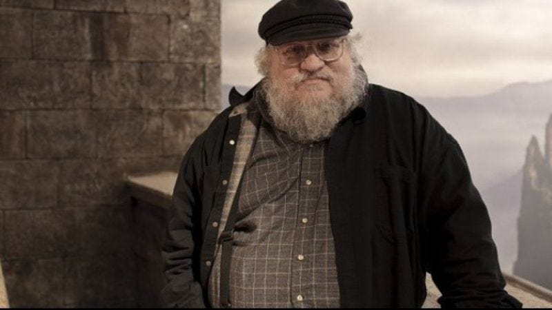 Illustration for article titled Watch George R.R. Martin watch Game Of Thrones viewers freak out over the Red Wedding