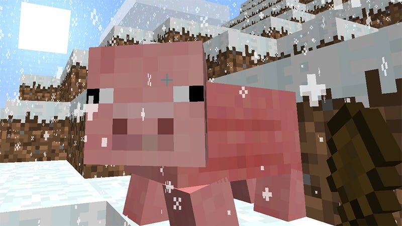 This Week's Android Charts: This Little Piggy Went to Minecraft
