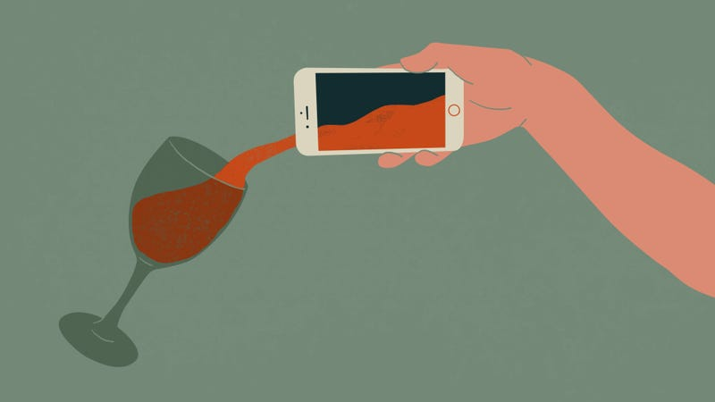 Illustration for article titled Which wine app is worth downloading?