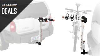 Illustration for article titled Super-Light Bike Rack, Minimal Mechanics Set, and More Deals