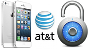 Unlock AT&T iPhone logo