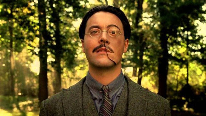Illustration for article titled Boardwalk Empire's Jack Huston might be The Crow