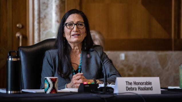 The Oil and Gas Money Behind the Republicans Who Will Help Decide Deb Haaland s Fate