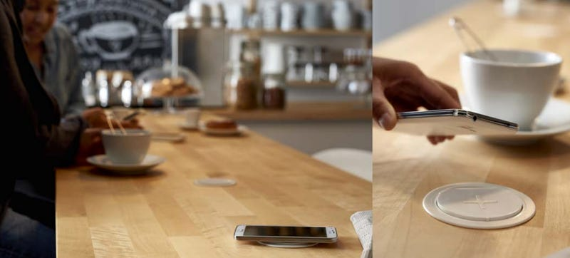 IKEA Just Made It Crazy Easy To Add Wireless Charging To Your ...