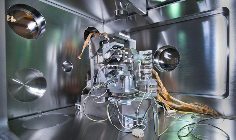 Illustration for article titled Este es ahora uno de los microscopios de rayos X más avanzados del mundo