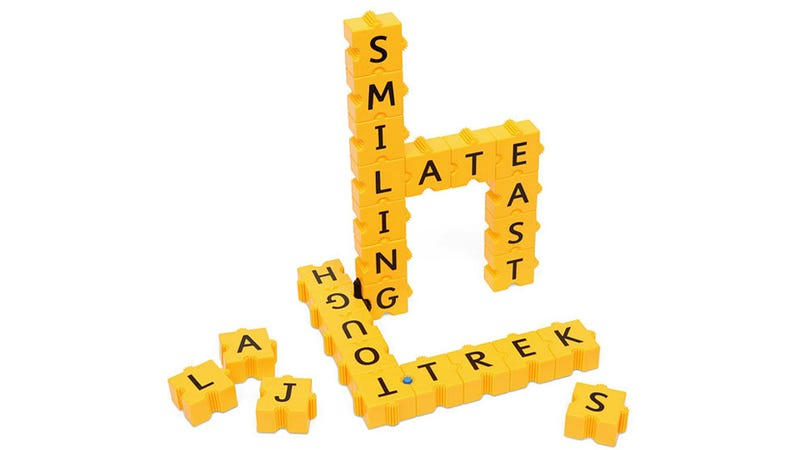 3d Scrabble Toy Is Not For Weak Minded Wordsmiths