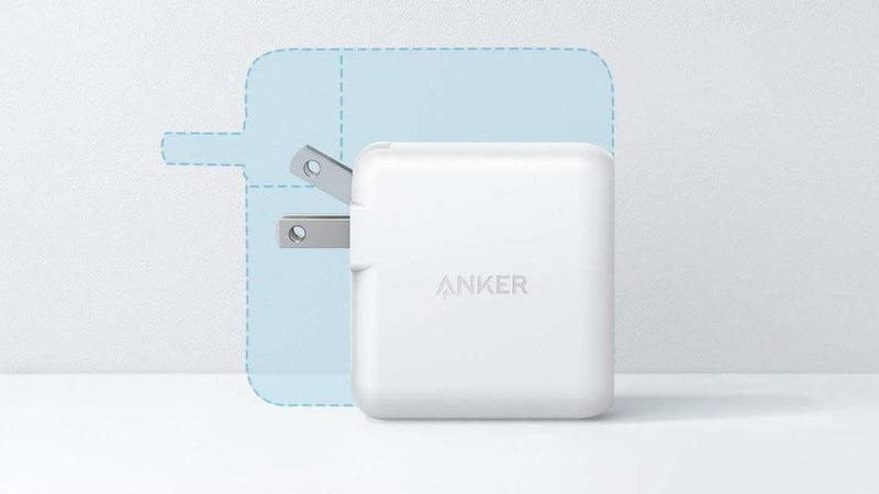 Anker 60W GaN USB-C Charger | $28 | Amazon | Clip the $3 coupon and use code ANKERD62