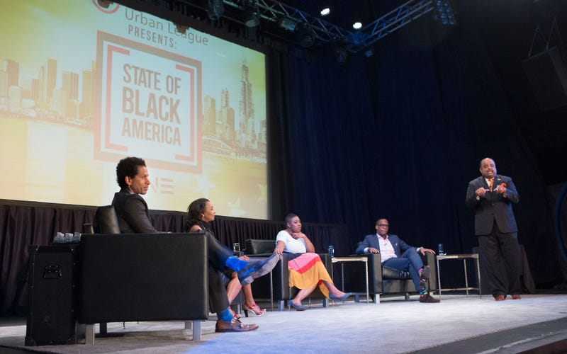 State of black america town hall lays out a plan for surviving