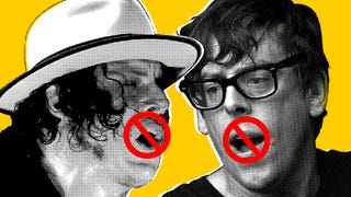 Illustration for article titled Blues Brothers: Why Jack White And Patrick Carney Won't Shut Up