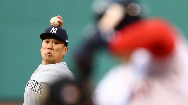 Illustration for article titled Maybe The Yankees Should Not Allow Masahiro Tanaka To Face The Red Sox