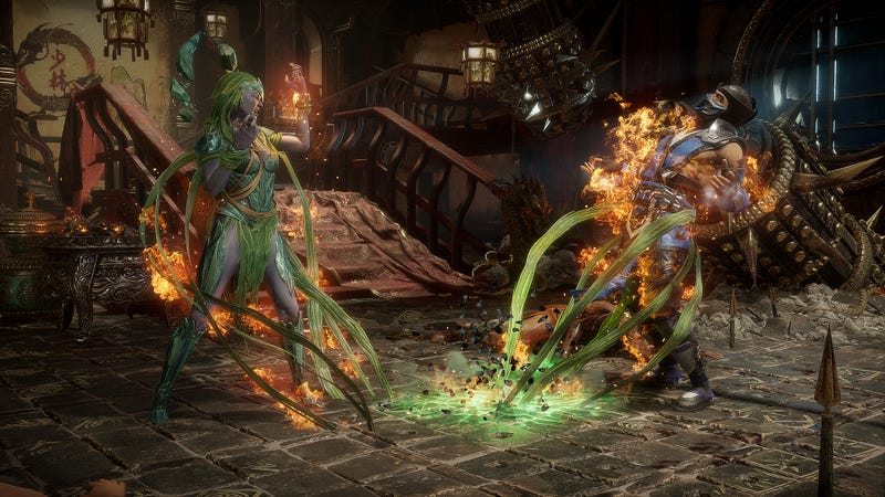 Mortal Kombat 11's Tutorial Is An Excellent Intro To High-Level Play
