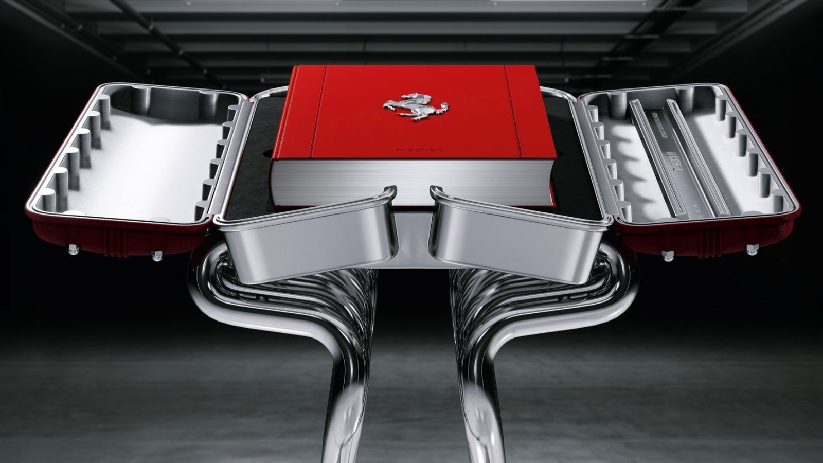 Ferrari release new book that costs £22,500 – more than the average price of a car