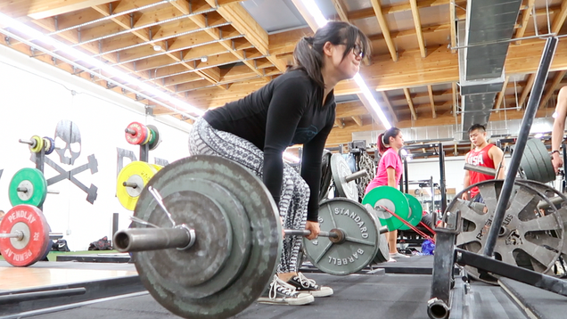 I Deadlifted 275 Pounds by Focusing on the Process, Not the Goal