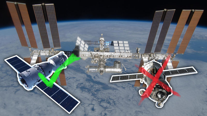 Illustration for article titled China Has the Only Way to Get Humans to Space Right Now