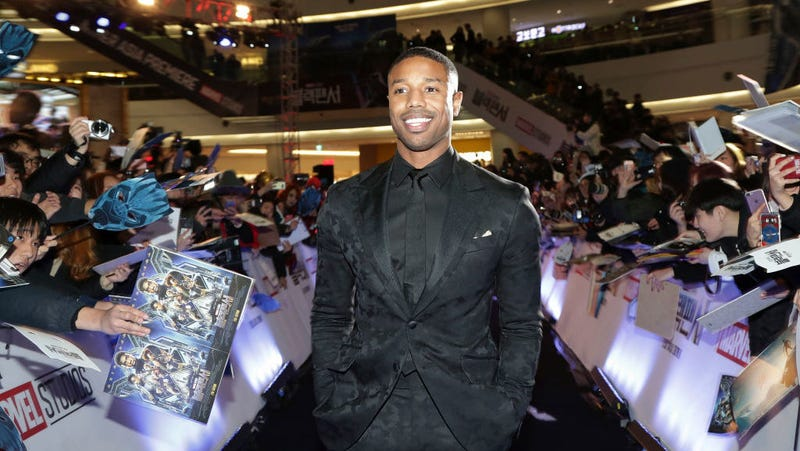 Illustration for article titled Michael B. Jordan swears he's into deep-cut anime