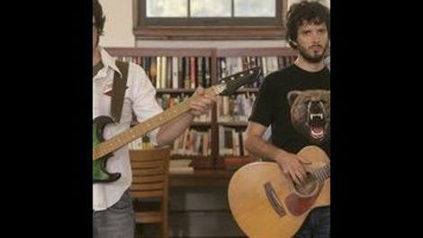 Flight Of The Conchords Unnatural Love