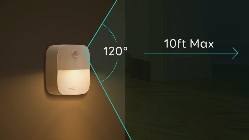 3-Pack Anker Motion-Sensing Night Lights | $11 | Amazon
