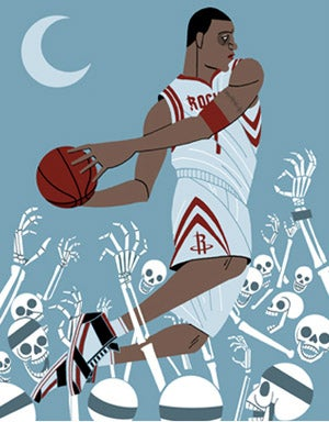 Illustration for article titled T-Mac Is Back, and Nobody Can Beat the Celtics Or Cavs