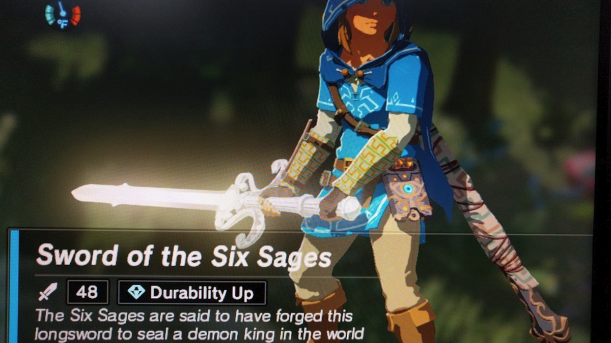 Zelda: Breath Of The Wild Players Are Tricking Amiibos To
