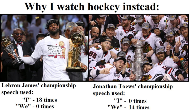 Image result for hockey fans meme