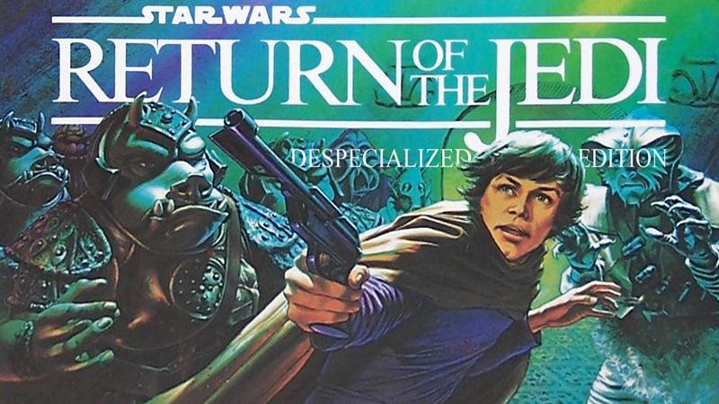 Illustration for article titled Harmy completa la trilogía: ya está disponible la última edición despecializada de Star Wars