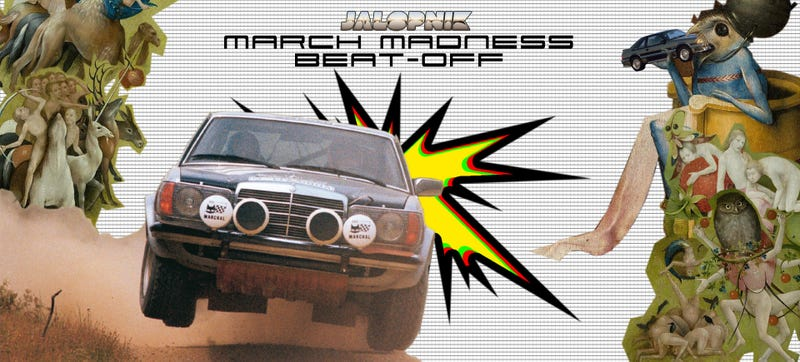 Illustration for article titled The Mercedes W123 Wins The Jalopnik March Madness Beat-Off!