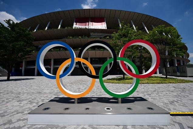 Just Cancel the Damn Olympics Already