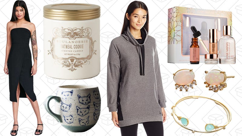 Illustration for article titled Today's Best Lifestyle Deals: Pajamas, Anthropologie Gifts, Urban Outfitters, and More