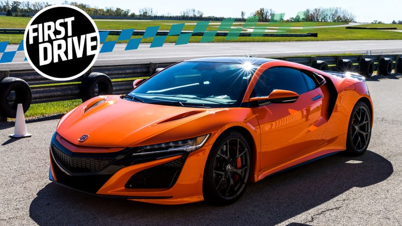 2019 Acura NSX: Here's How Much Better It Is