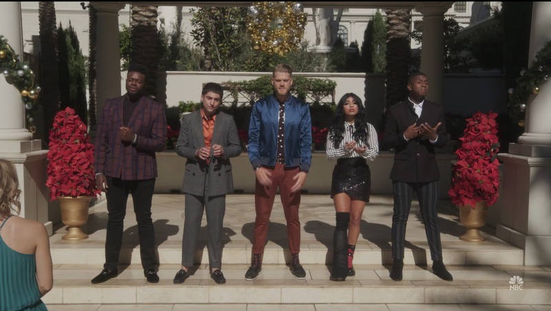 Pentatonix Is Shameless As Ever in NBC Holiday Special