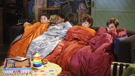 Get Your Kid Ready For Their First Sleepover