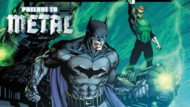 Illustration for article titled This Dark Days: The Casting exclusive builds the stakes for DC's next event