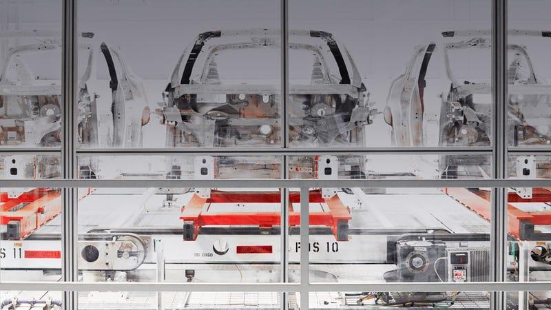 Photo Credit: Tesla Grohmann Automation