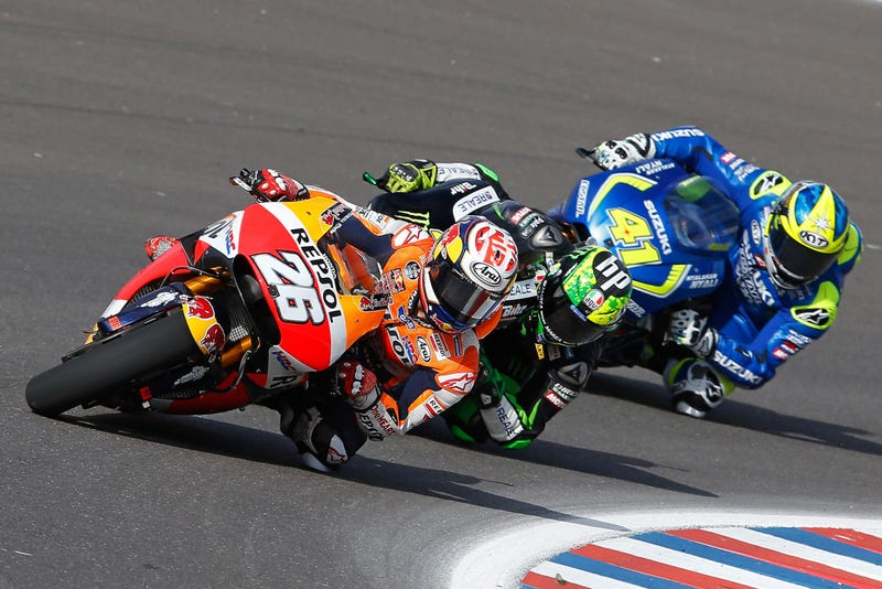 Illustration for article titled Just watched the MotoGP Argentina race - SPOILERS, obviously